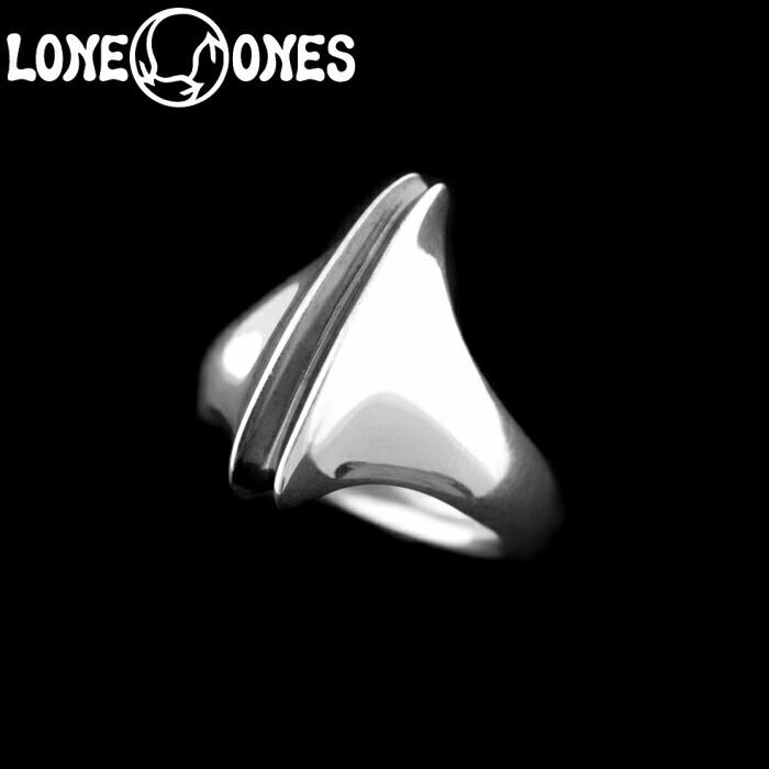【LONE ONES/ロンワンズ】 Kiss & Flow / Lips Ring -M- / リップス リング ミディアム シルバーアクセサリー メンズアクセサリー silver925 シルバーリング Ring 指輪