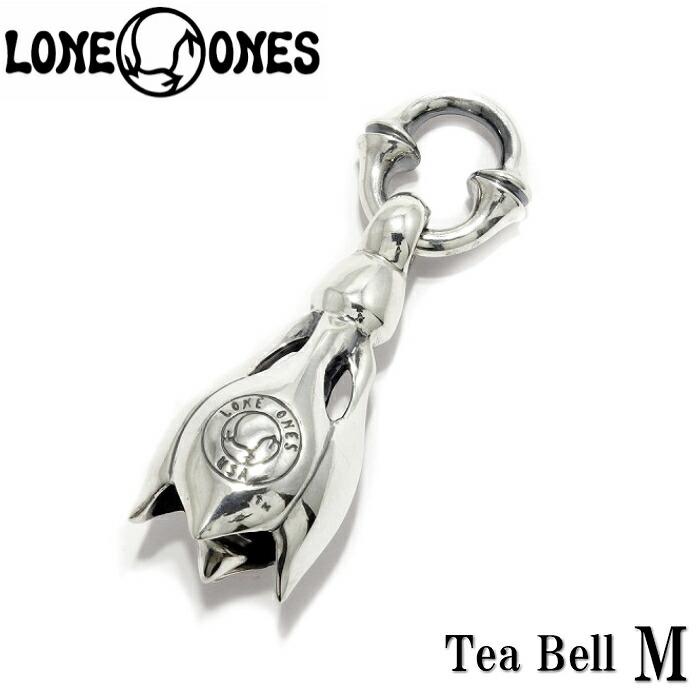 【LONE ONES/ロンワンズ】Tear Bell Pendant M/ティアーベルペンダント Mサイズ ティアベル ベルペンダント 鈴 ギフト シルバーアクセサリー シルバー925 Silver925