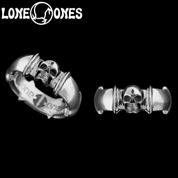 【LONE ONES/ロンワンズ】Basic Nature Ring / ベーシックネイチャー / Third Eye Ring / サードアイ リング リング レナードカムホート Leonard Kamhout 指輪 シルバーアクセサリー メンズアクセサリー silver925 シルバーリング Ring