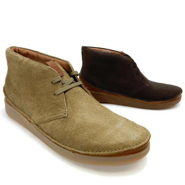 good out x cheap for discount info for クラークスブーツメンズカジュアルチャッカー CLARKS OAKLAND RISE 015J BEGS, DBR desert boots fall  and winter