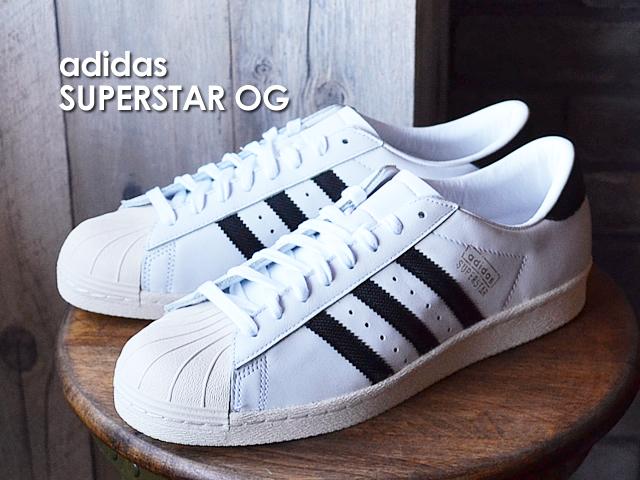 2cda1eecbdf8 adidas ORIGINALS Adidas originals SUPERSTAR OG superstar OG running white    core black   off-white shoes sneakers shoes