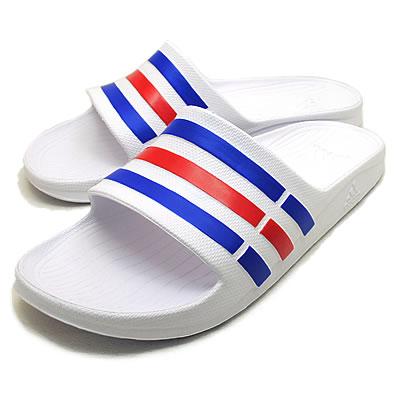 adidas duramo slide white
