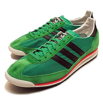 buy popular 89586 0581a ... adidas sl 72 fresh green black aerored