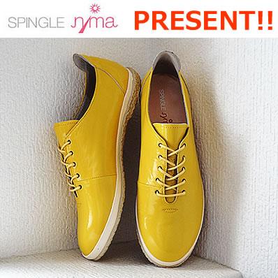 【返品無料対応】 SPINGLE nima SPINGLE MOVE スピングルムーヴ シューズ スピングルニーマ スピングルムーブ 【あす楽対応】 レディーススニーカー ブラック 【smtb-TD】 【saitama】 靴 スピングル VICHY NIMA-125 BLACK