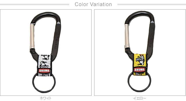 THE NORTH FACE(자노스페이스) TNF×Chums Key Keeper Carabiner(자노스페이스×체무스키키파카라비나) [액세서리・코라보 상품]