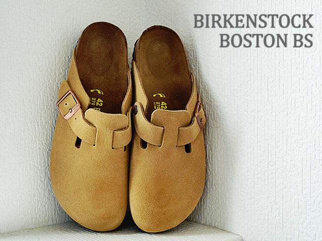 ★送料無料★BIRKENSTOCK ビルケンシュトック BOSTON BS ボストン BS SAND サンド 靴 サンダル クロッグシューズ 【smtb-TD】【saitama】
