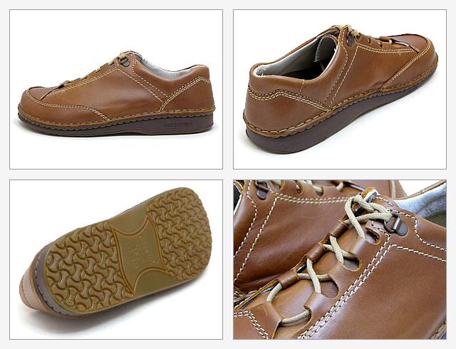 BIRKENSTOCK Footprints (Birkenstock foot print) Vancouver (Vancouver) tobacco