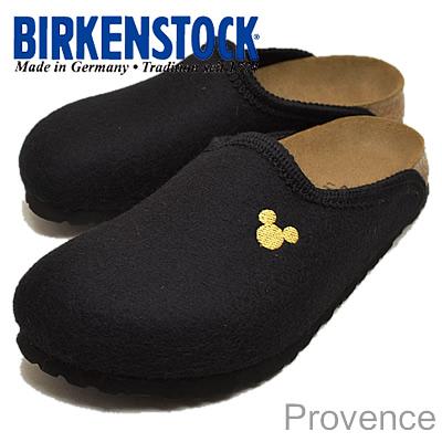 BIRKENSTOCK Birki 's (비르 켄 슈 특 크 빌 키) Provence (프로방스) 블랙 [신발/립 폰 크 로그/샌들]