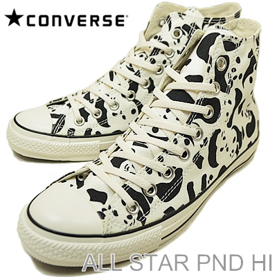 (Converse) CONVERSE ALL STAR HI PND (all-star PND HI) WHITE (white)
