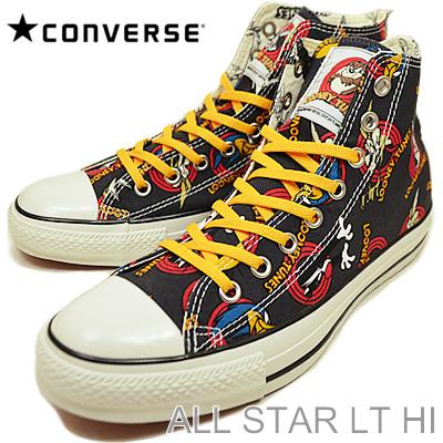 (Converse) CONVERSE ALL STAR LT HI (HI all-star Looney Tunes) black
