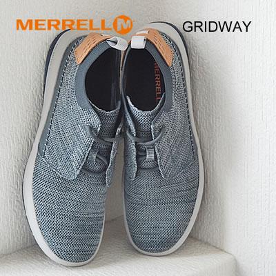 【あす楽対応】MERRELL メレル GRIDWAY グリッドウェイ TURBULENCE タービュランス 靴 スニーカー シューズ