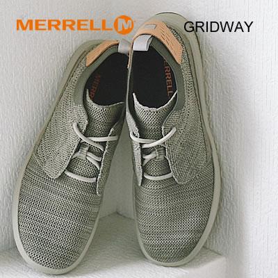 【あす楽対応】MERRELL メレル GRIDWAY グリッドウェイ BOULDER ボルダー 靴 スニーカー シューズ