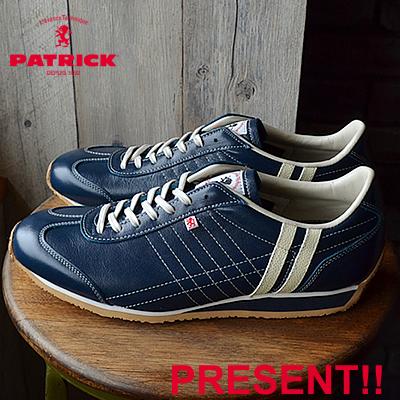 【返品無料対応】【あす楽対応】 PATRICK パトリック PAMIR パミール NVY ネイビー 靴 スニーカー シューズ 【smtb-TD】【saitama】