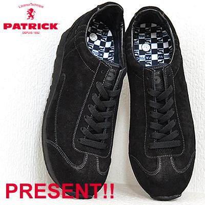 パトリック PATRICK BOSTON II ボストン2 NOIR ノアール 靴 スニーカー シューズ 【返品無料対応】【あす楽対応】【smtb-TD】【saitama】
