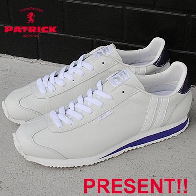 【返品無料対応】【あす楽対応】 PATRICK パトリック NEVADA II ネバダ2 WH/PPL ホワイト/パープル 靴 スニーカー シューズ 【smtb-TD】【saitama】
