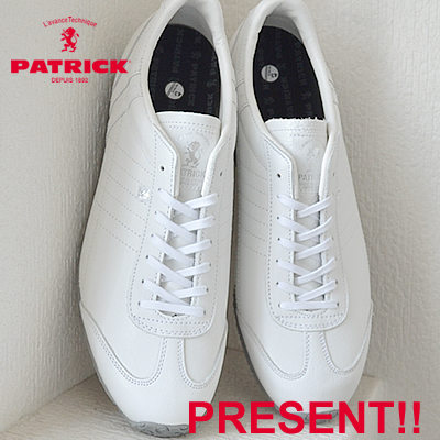【あす楽対応】【返品無料対応】 PATRICK パトリック PAMIR パミール SALT ソルト 靴 スニーカー シューズ 【smtb-TD】【saitama】