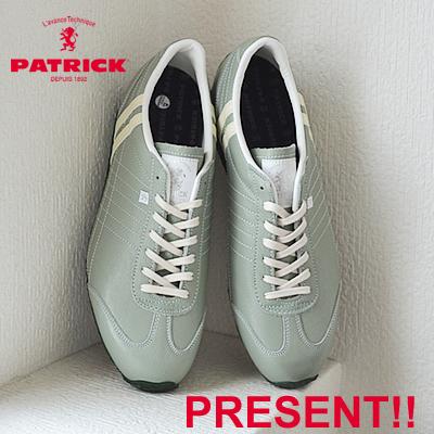【あす楽対応】【返品無料対応】 PATRICK パトリック PAMIR パミール WASABI ワサビ 靴 スニーカー シューズ 【smtb-TD】【saitama】