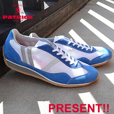 【あす楽対応【返品送料無料】】PATRICK パトリック C-STADIUM クール・スタジアム ICE アイス 靴 スニーカー シューズ