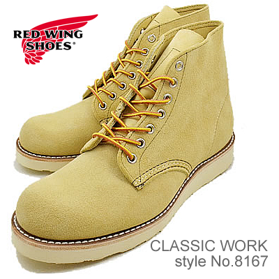 RED WING レッドウィング 8167 CLASSIC WORK 6