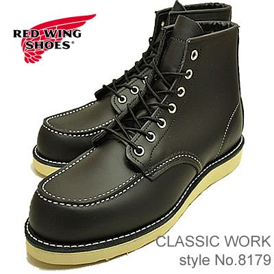 RED WING レッドウィング 8179 CLASSIC WORK 6