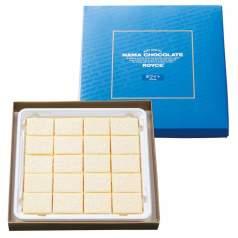 ロイズ 生チョコレート ホワイト スイーツ royce