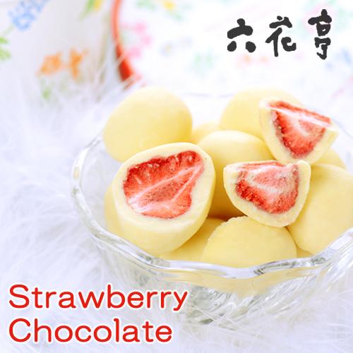 육화정스트로베리 초콜렛 화이트