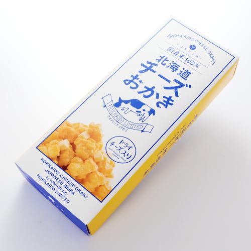 Oh 焼きとうきびのヨシミからゴーダチーズとチェダーチーズ2種類のチーズを使ったおかきが新登場 パッケージが変更となりました ヨシミ 北海道 チーズおかき 北海道限定 ドライチーズ入り プチギフト 激安卸販売新品 小箱6袋入 景品 お菓子 yoshimi お土産 粗品 札幌おかき 品質保証