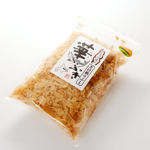 【割引送料込み】 鮭節 華ふぶき 60g×5個  【知床標津マルワ食品】【北海道 鮭の削り節】