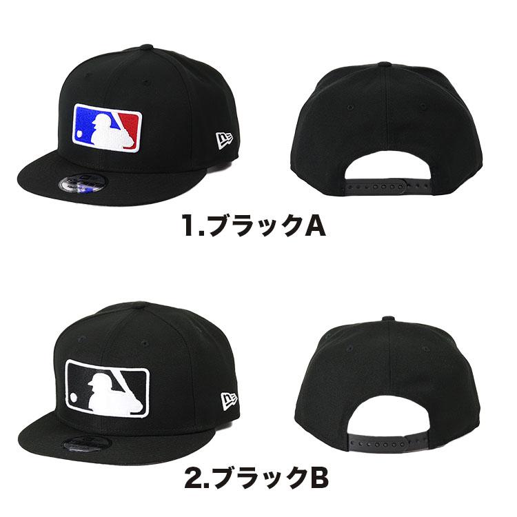 219cab70416b31 ニューエラキャップメンズ帽子9FIFTYNewEraバッターマンロゴメジャーリーグベースボールロゴスナップバックキャップ
