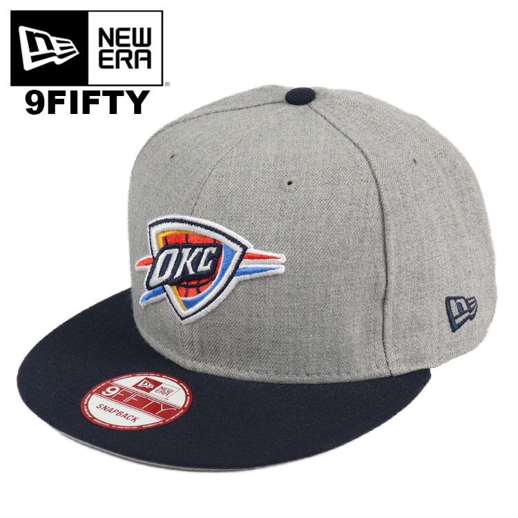 new product e5b06 7096c New Era Oklahoma City Thunder 2018 NBA Draft 9FIFTY Snapback Cap Navy  Supporters Gear