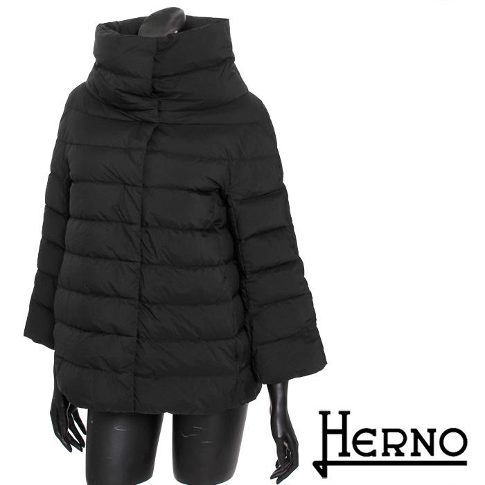 2020年最新海外 送料無料 HERNO ヘルノ スタンドカラーダウンコート ダウンジャケット 超軽量 シンプルな無地 防寒 PI0506D 19288 [4154]【4800円以上送料無料】, 豊野町 d961967a