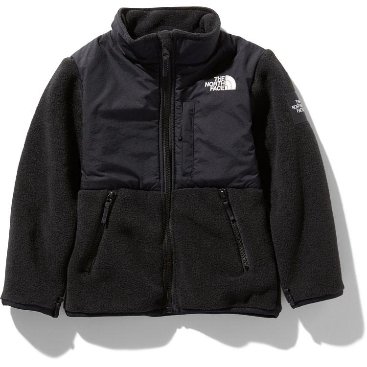 ザ・ノースフェイス デナリジャケット(キッズ)ブラック THE NORTH FACE Denali Jacket NAJ71943-K
