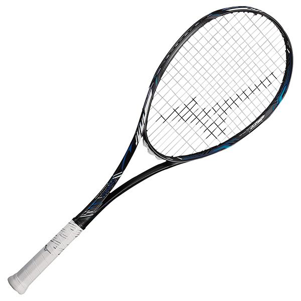 ミズノ ディオス50R オキシダイズメタル×テラブルー ソフトテニスラケット MIZUNO DIOS50-R 63JTN065-27
