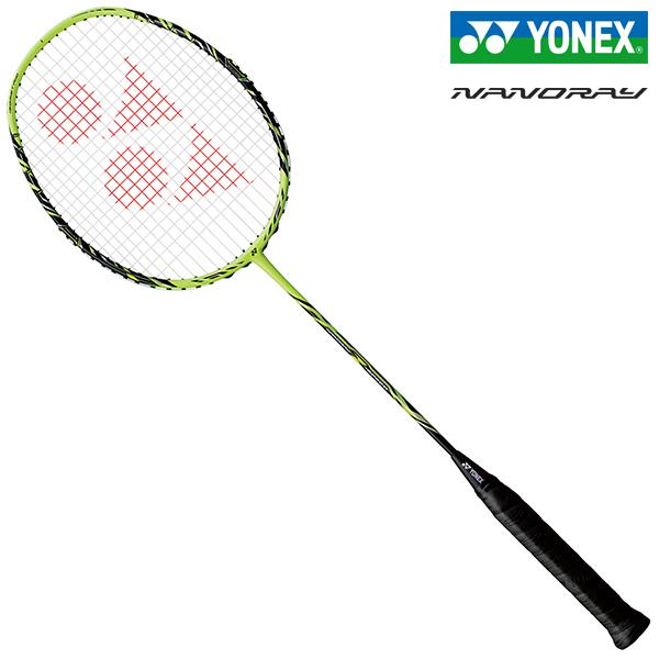 YONEX NANORAY Z-SPEED ヨネックス ナノレイZ-スピード [NR-ZSP] バドミントンラケット