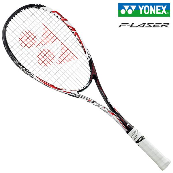 ヨネックス エフレーザー7S レッド ソフトテニスラケット 後衛 YONEX F-LASER 7S FLR7S-001