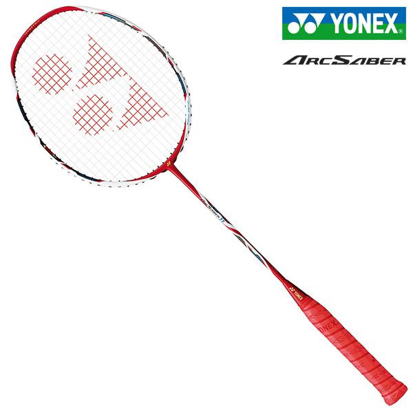 YONEX ARCSABER 11 ヨネックス アークセイバー11 メタリックレッド[ARC11-121] バドミントンラケット