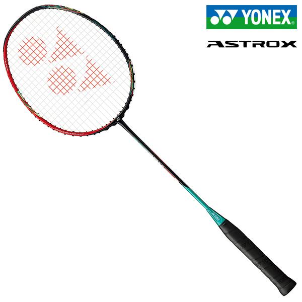 ヨネックス アストロクス88D バドミントンラケット YONEX ASTROX 88 D AX88D-338 ルビーレッド