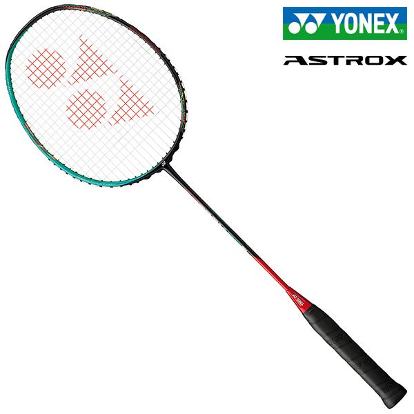 ヨネックス アストロクス88S バドミントンラケット YONEX ASTROX 88 S AX88S-750 エメラルドグリーン