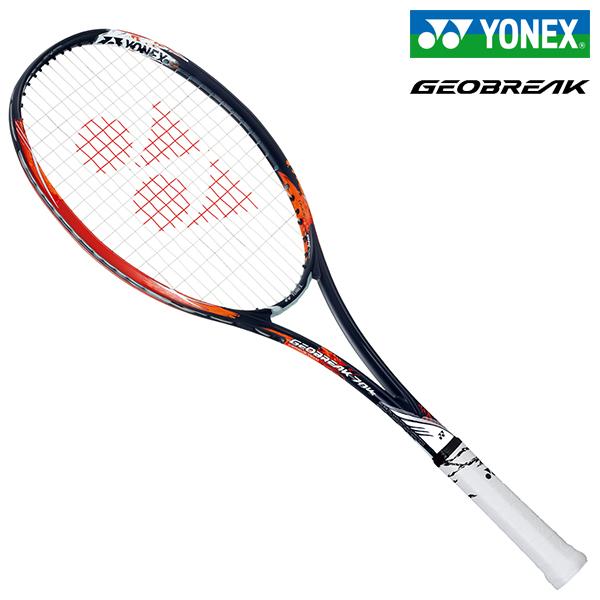 ヨネックス ジオブレイク70バーサス クラッシュレッド ソフトテニスラケット YONEX GEOBREAK 70 VERSUS GEO70VS-816
