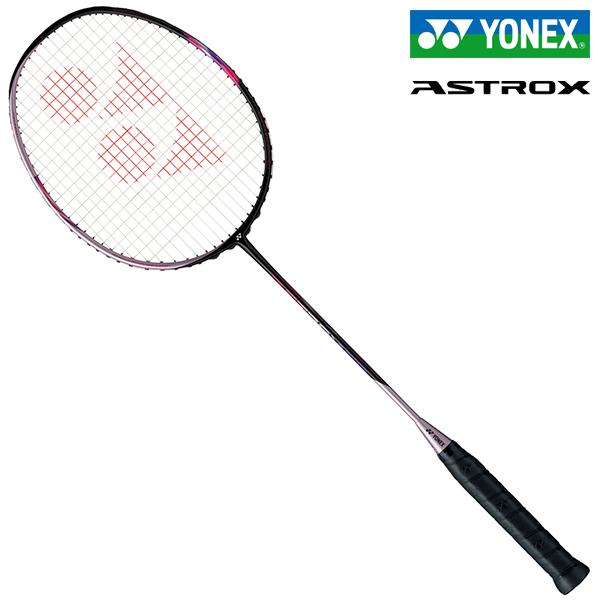 ヨネックス バドミントンラケット アストロクス55 シャインピンク YONEX ASTROX 55 AX55-706