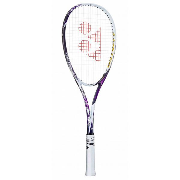 ヨネックス エフレーザー 7S リミテッド シャインパープル ソフトテニスラケット 後衛 YONEX F-LASER 7S LIMITED FLR7SLD-773