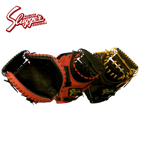 Kubota 軟式キャッチャーミット 久保田スラッガー Slugger KSM-122