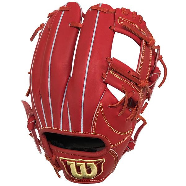 ウィルソン 一般軟式用グラブ ディーマックス 内野手用 Wilson D-MAX WTARDS69H-22