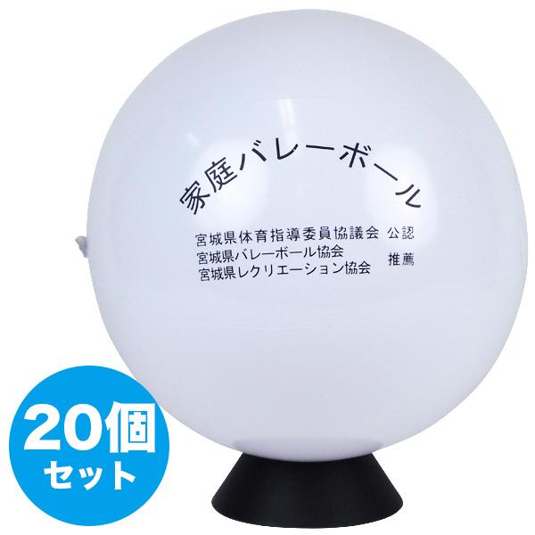 20個セット/ビニールバレーボール/家庭バレーボール/PTAバレーボール 582-47