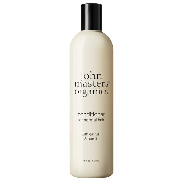 サラサラに仕上がりながら しっとりとまとまる髪へ ジョンマスターオーガニック C NコンディショナーN 473ml 爆買いセール 数量は多 ネロリ シトラス スリムビッグ