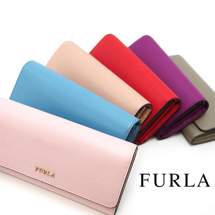 FURLA フルラ 長財布 BABYLON XL BIFOLD 全6色 フルラ バビロン フルラ 長財布