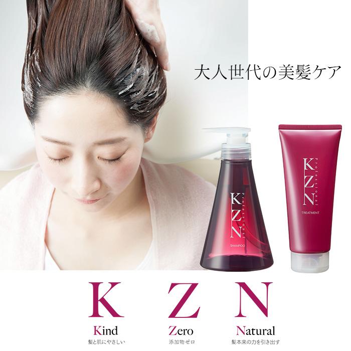 ナリス化粧品 KZN シャンプー 業務用 4L