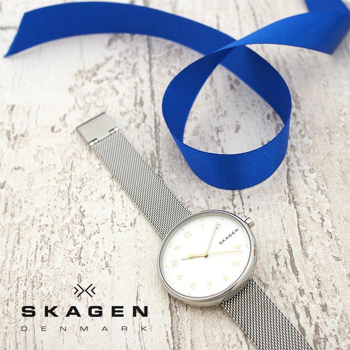 SKAGEN スカーゲン レディース 腕時計 SIGNATUR シグネチャー 36mm シルバー SKW2623 スカーゲン 腕時計 レディース