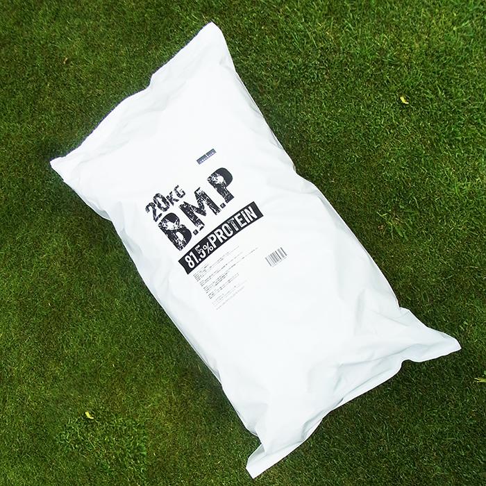 BMPプロテイン 20kg ビッグマスプロテイン 大容量 ナチュラル/プレーン ホエイプロテイン