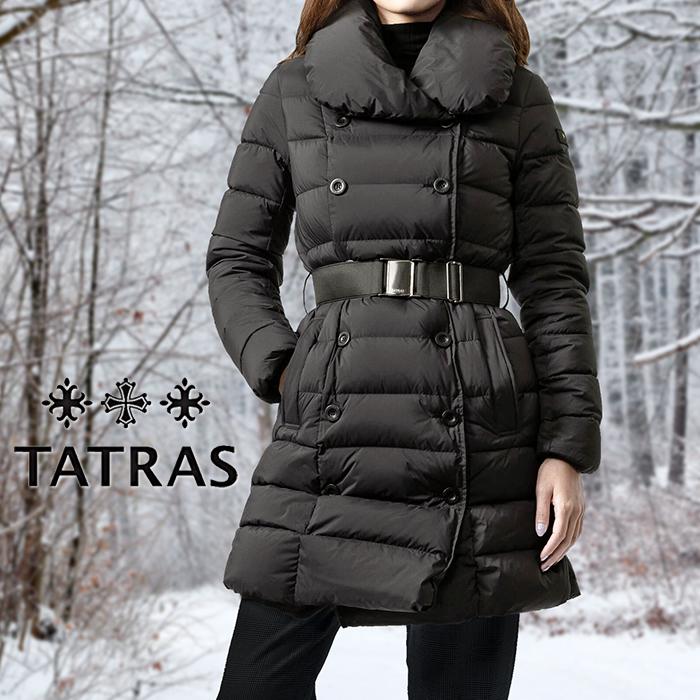 TATRAS タトラス レディース ダウンコート LTA20A4697 AGOGNA BLACK/ブラック タトラス ダウン レディース